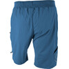 E9 Pentagon Shorts Men Cobalt Blue